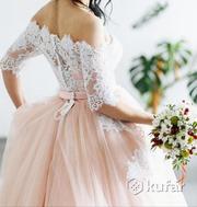 Свадебное платье  42 44 46 торг есть