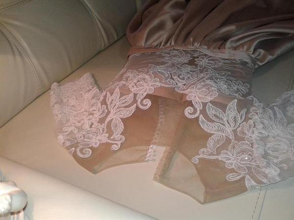Вечернее и свадебное платье Сибилла  2