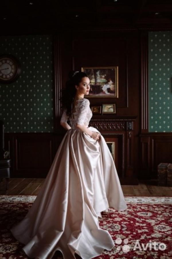 Вечернее и свадебное платье Сибилла  4