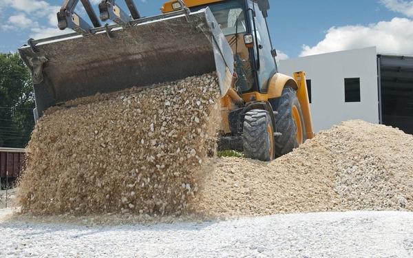 Щебень отсев песок пгс вывоз строительного мусора 5