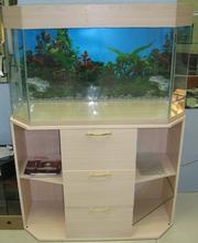 Продам аквариум 190л. + тумба
